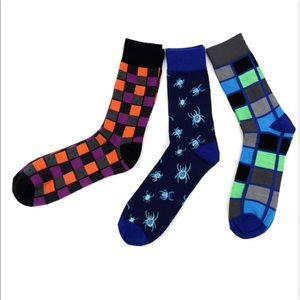 Men's Funky Socks! 3 pack